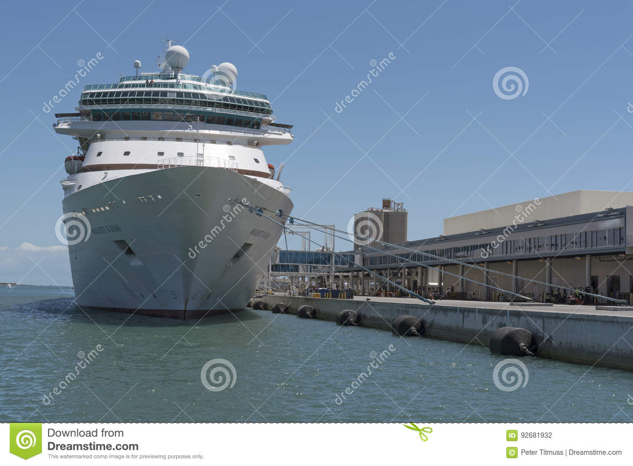 Port Canaveral Cruise Terminal 1