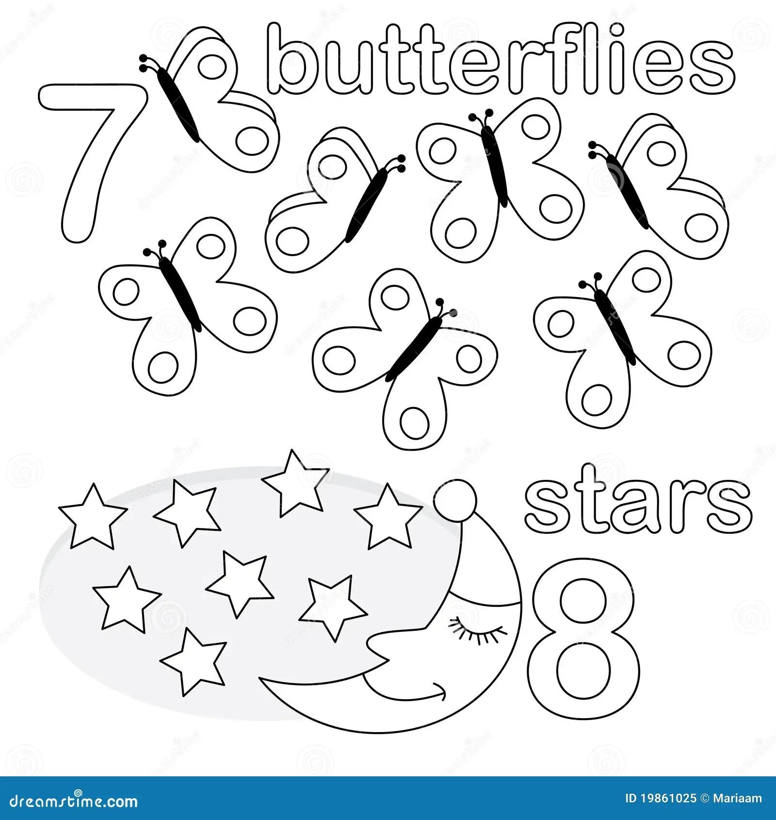 Kindergarten Worksheet Counting Backwards From 20
