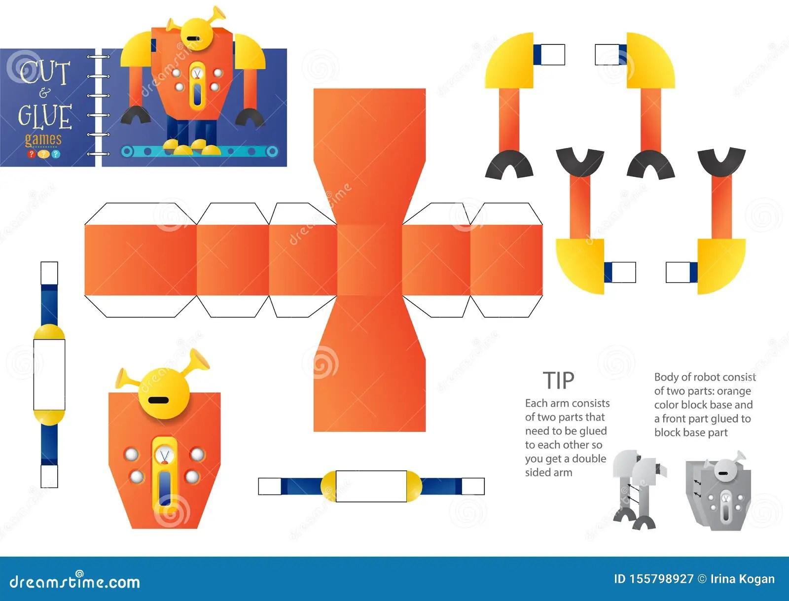 Design A Robot Worksheet