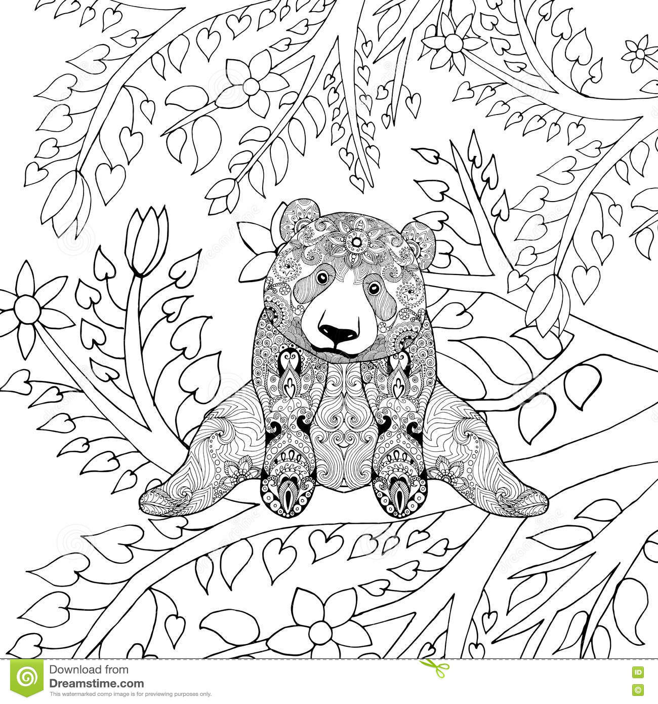 Patterned Cartoons Illustrations Amp Vector Stock Images