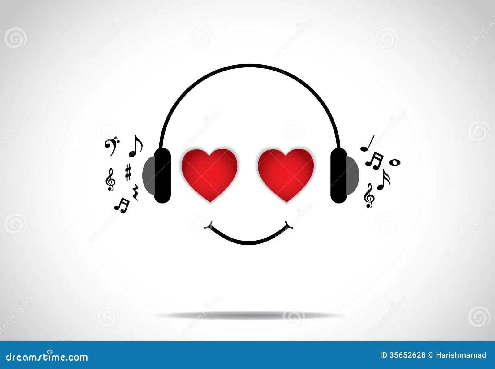 De Jonge Gelukkige Persionillustratie Van Het Luisteren