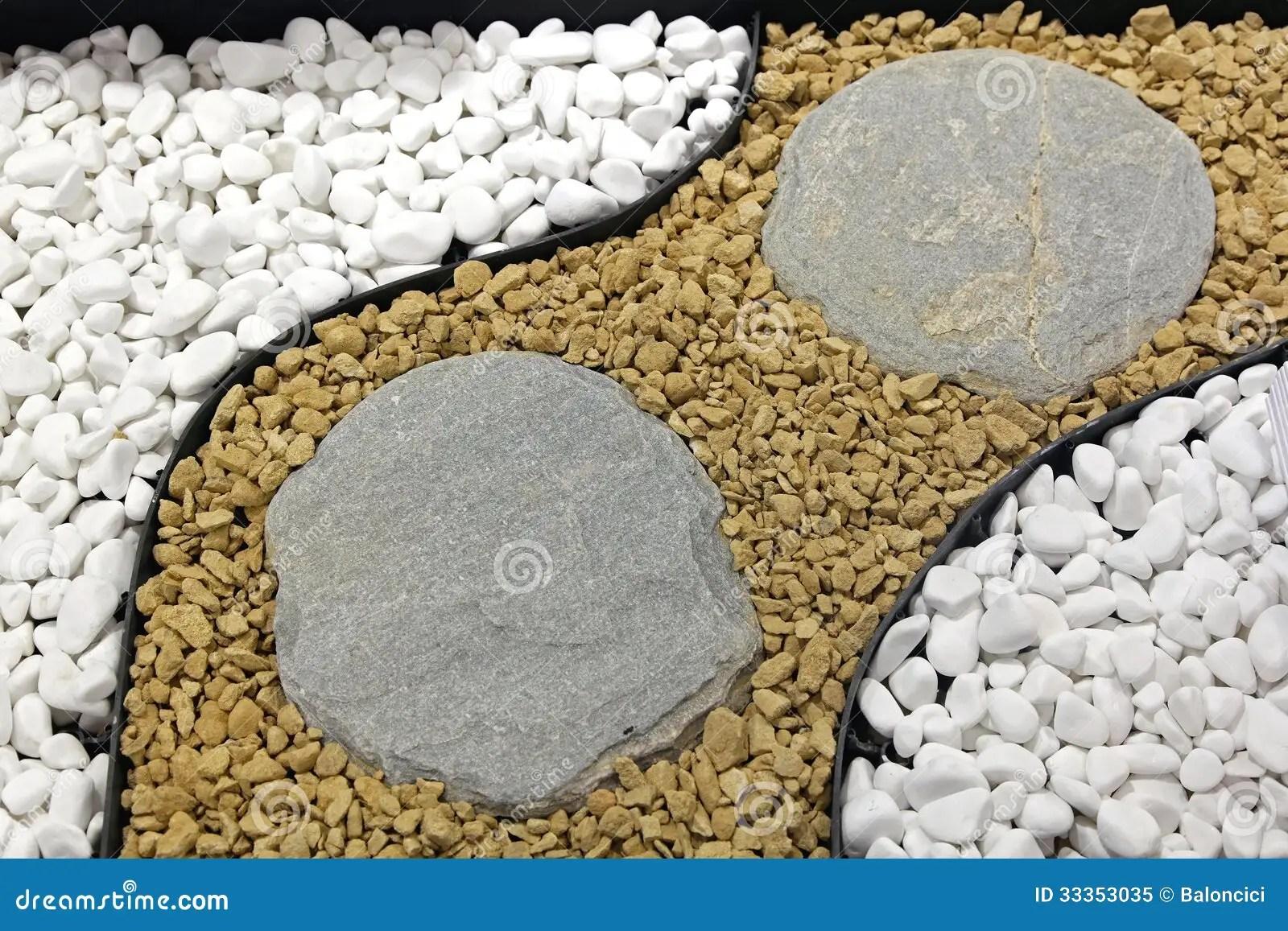 Garden Stones Pebbles Decorative