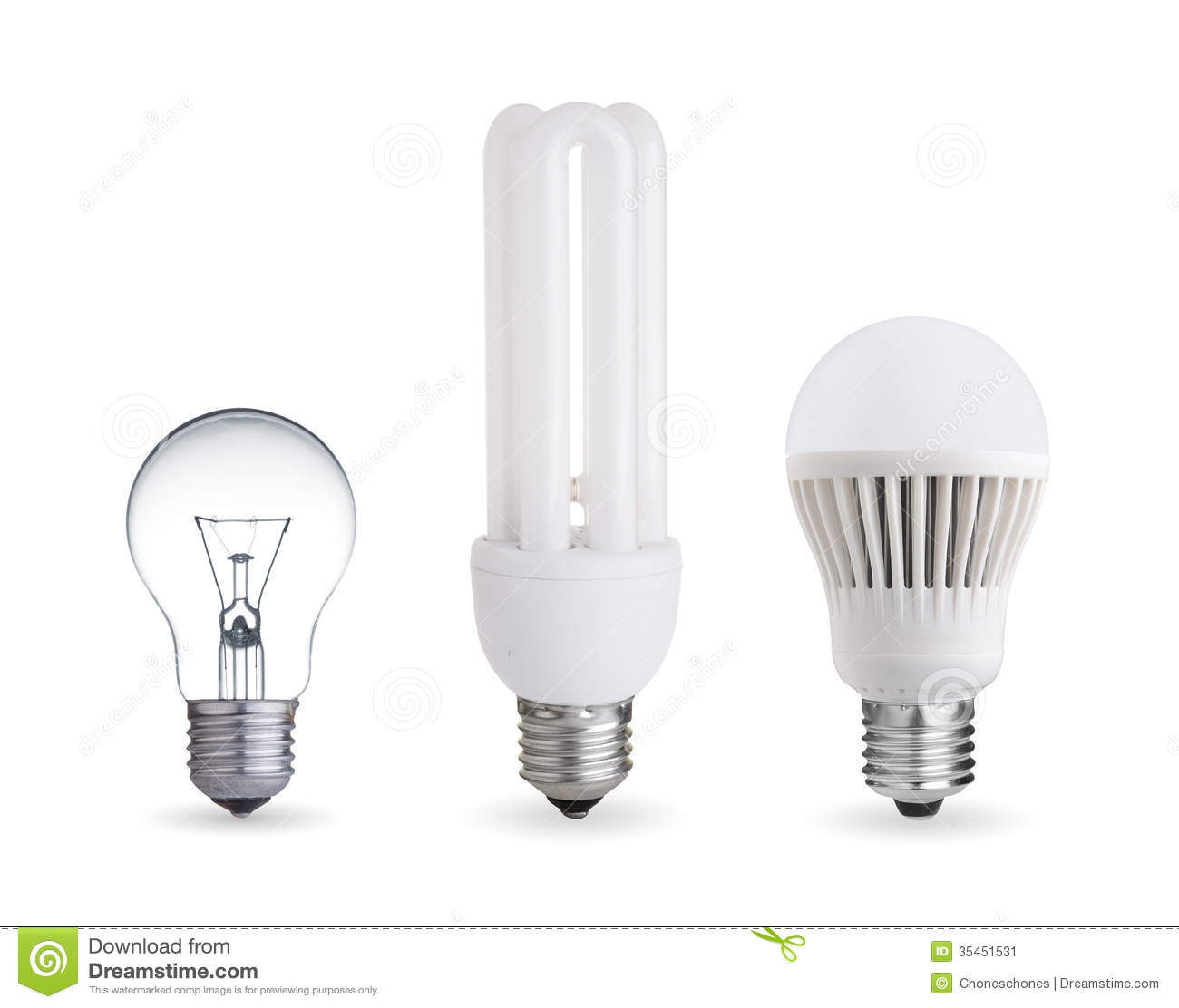 Kinds Light Bulbs