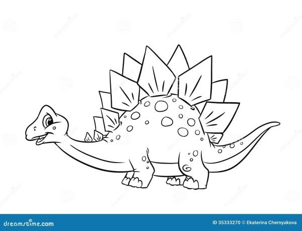 stegosaurus coloring page # 11