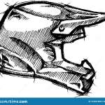 Dirt Bike Helmet Stock Illustrations 1 350 Dirt Bike Helmet Stock Illustrations Vectors Clipart Dreamstime