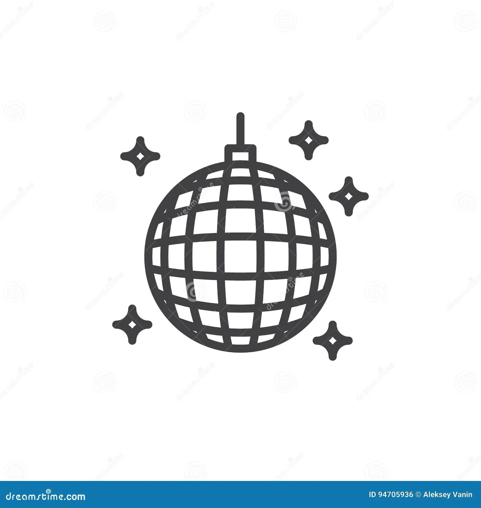Disco Ball Clipart