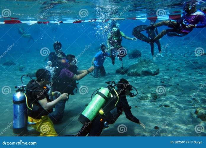 Diving Java Indonesia