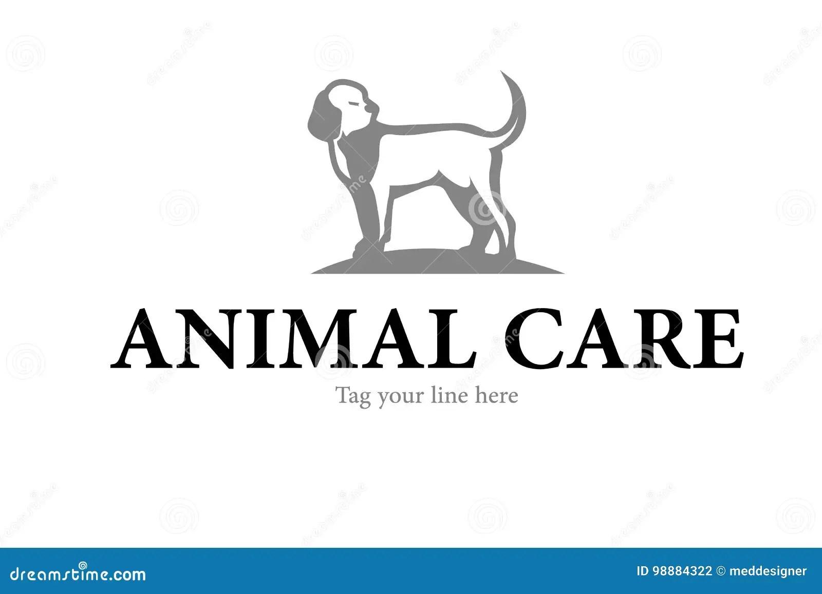 Dog Logo Stock Vector Illustration Of Family Dogs