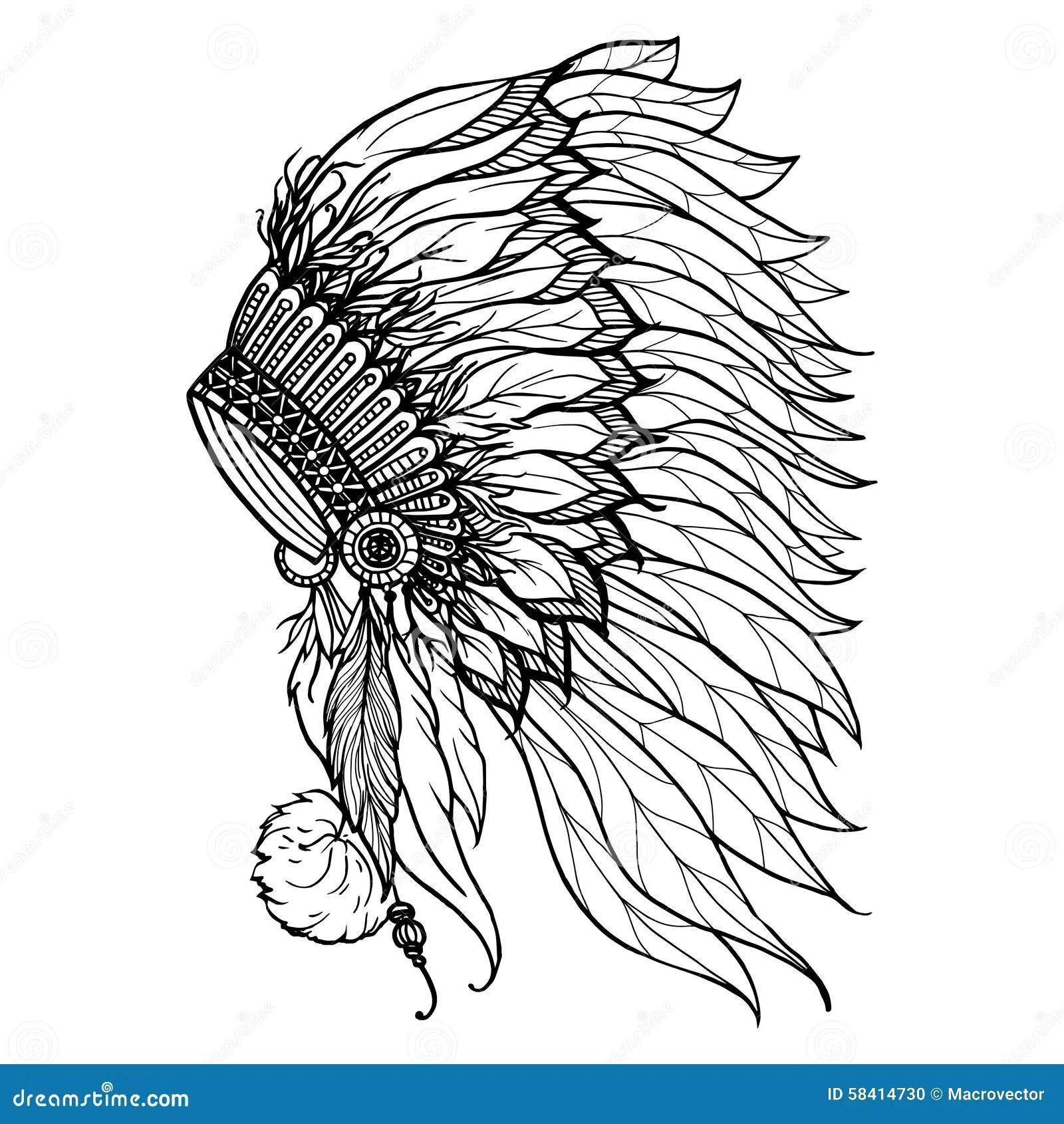 Headdress Cartoons Illustrations Amp Vector Stock Images