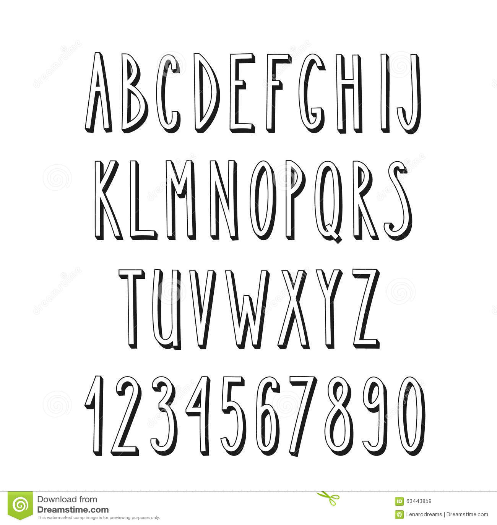 Letter O Fonts