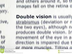 4,024 Double Vision Photos - Free & Royalty-Free Stock Photos from  Dreamstime