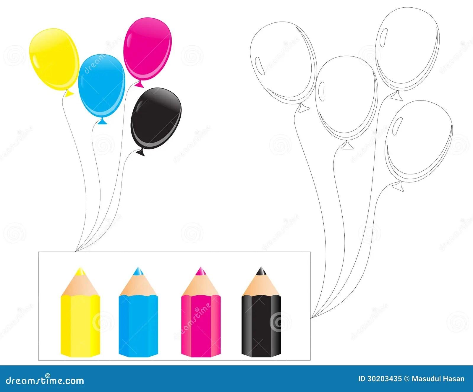 B For Balloon Royalty Free Stock Photo Image 30203435
