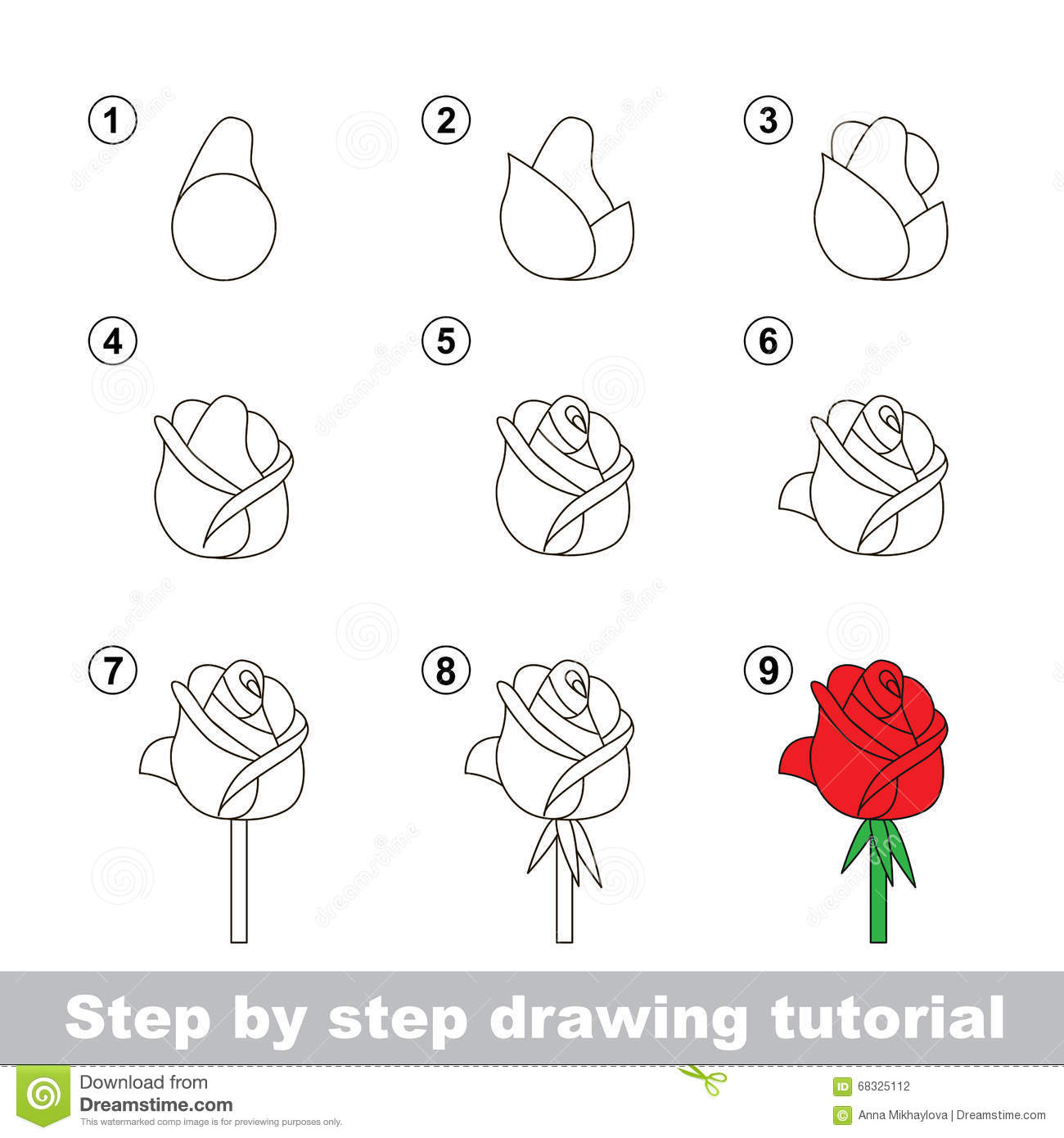 Steps To Make Origami Horse