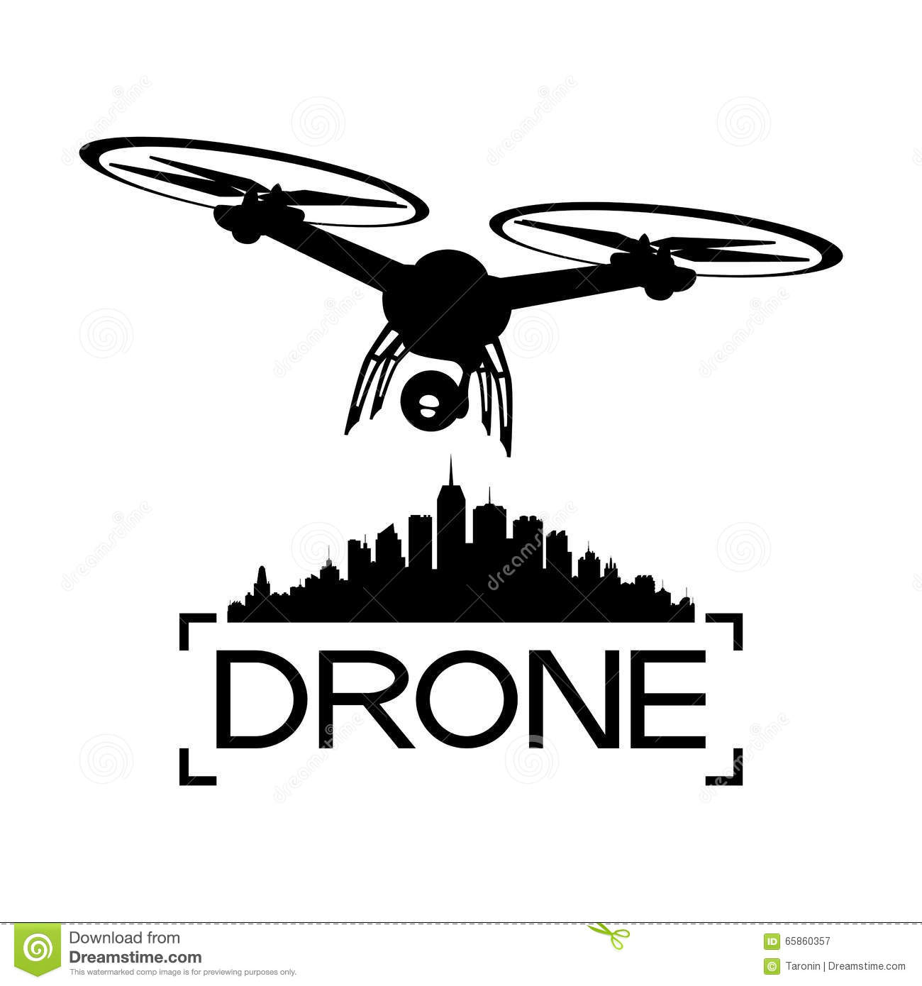 Drone Royalty Free Stock Image