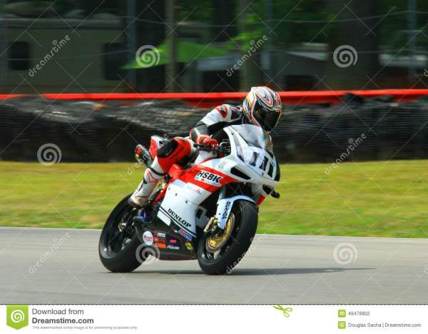 Ducati Race Motorcycle Editorial Photography - Image: 49476802
