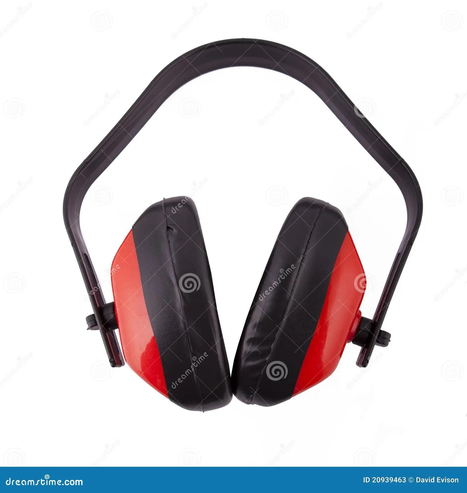 Ear Defenders Stock Image Image Of Vintage Site