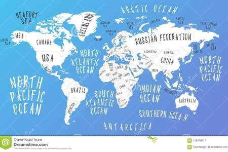 earth map with countries name » Path Decorations Pictures | Full ...