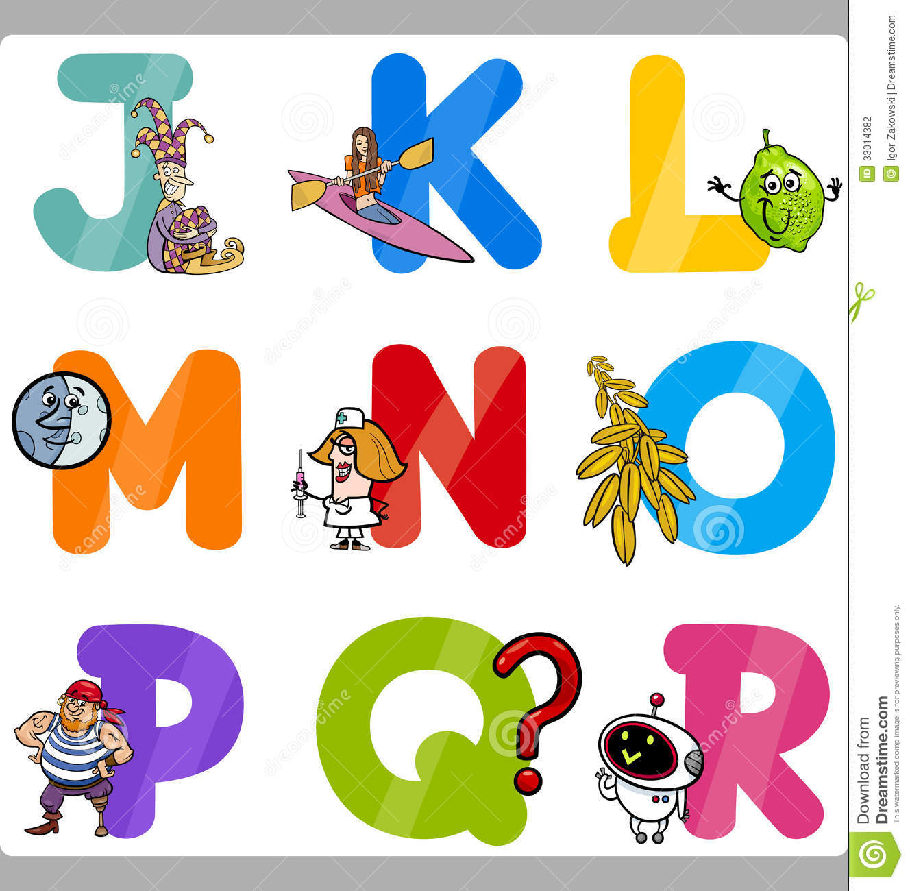 Printables Of Alphabet Letters For Children
