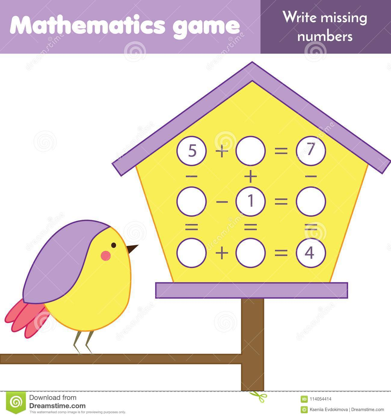 Subtraction Cartoons Illustrations Amp Vector Stock Images