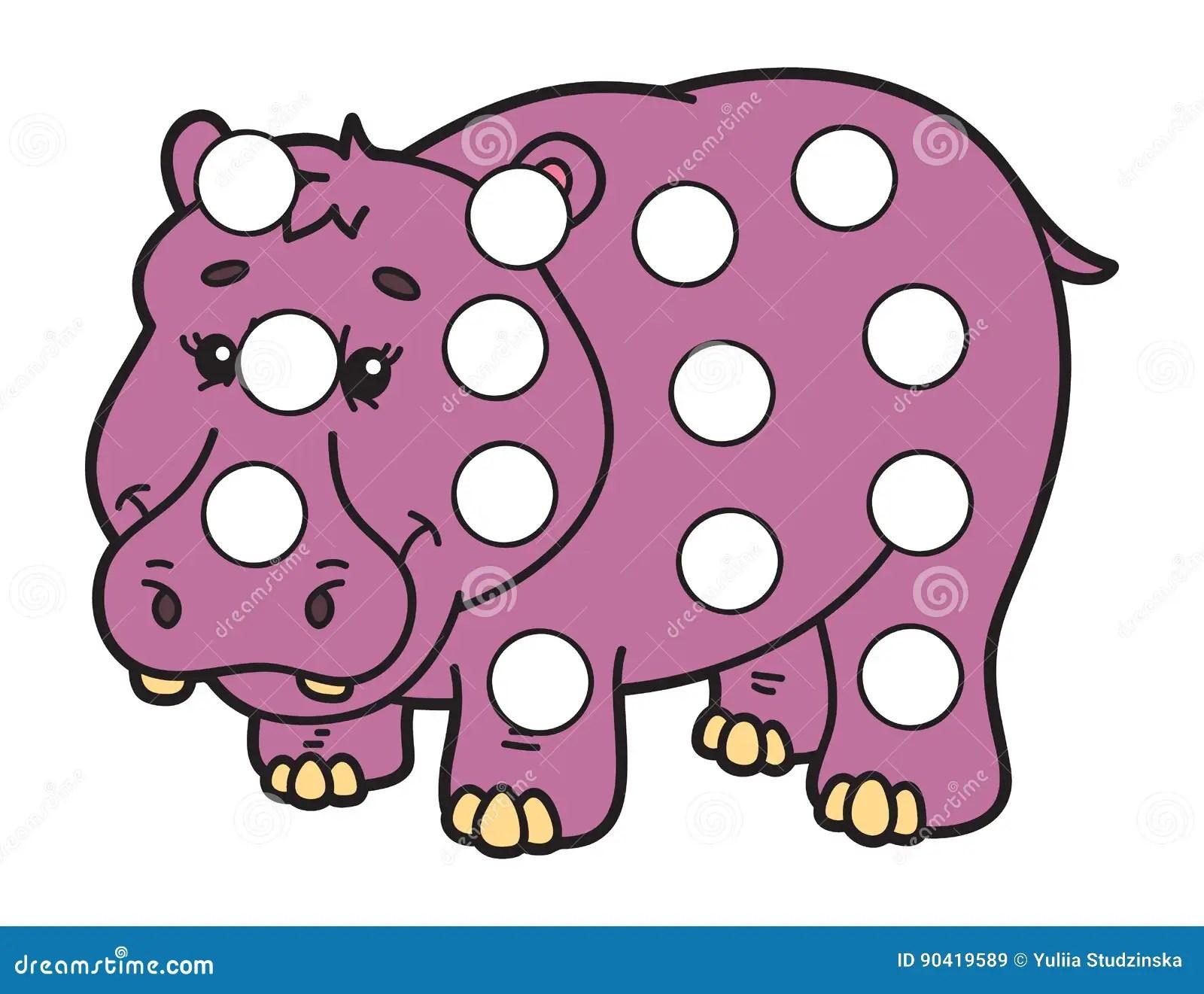 Educational Game Stock Vector Illustration Of Mammal