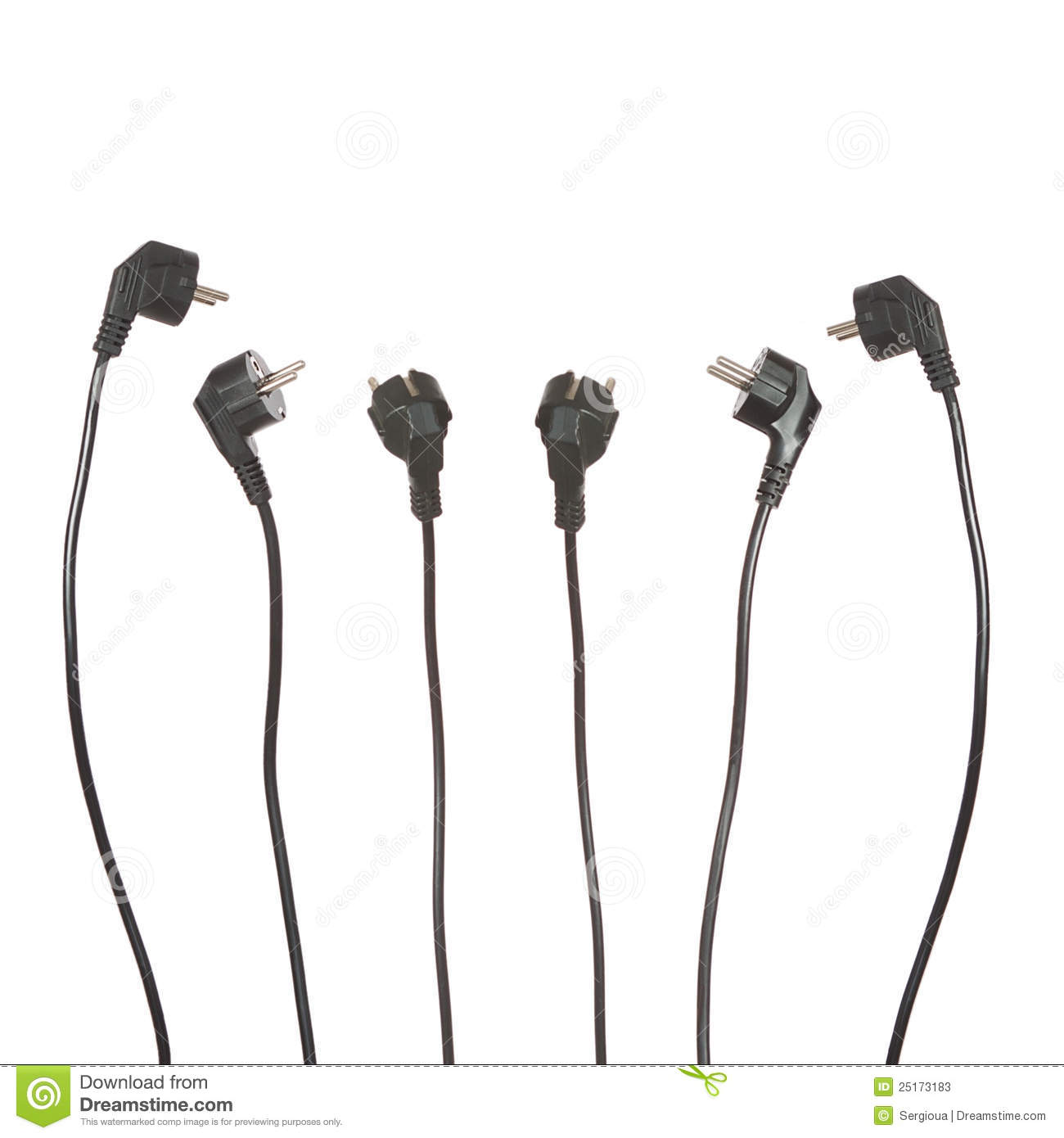 Electric Cable For Electrical Appliances