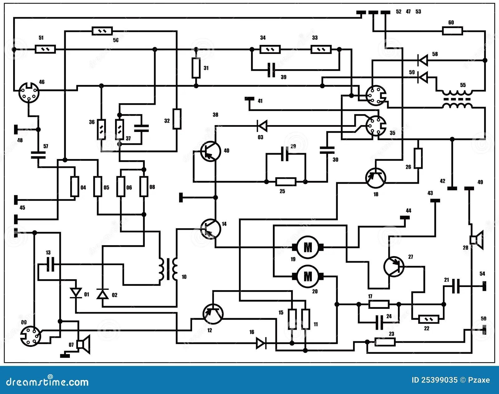 Electric Scheme