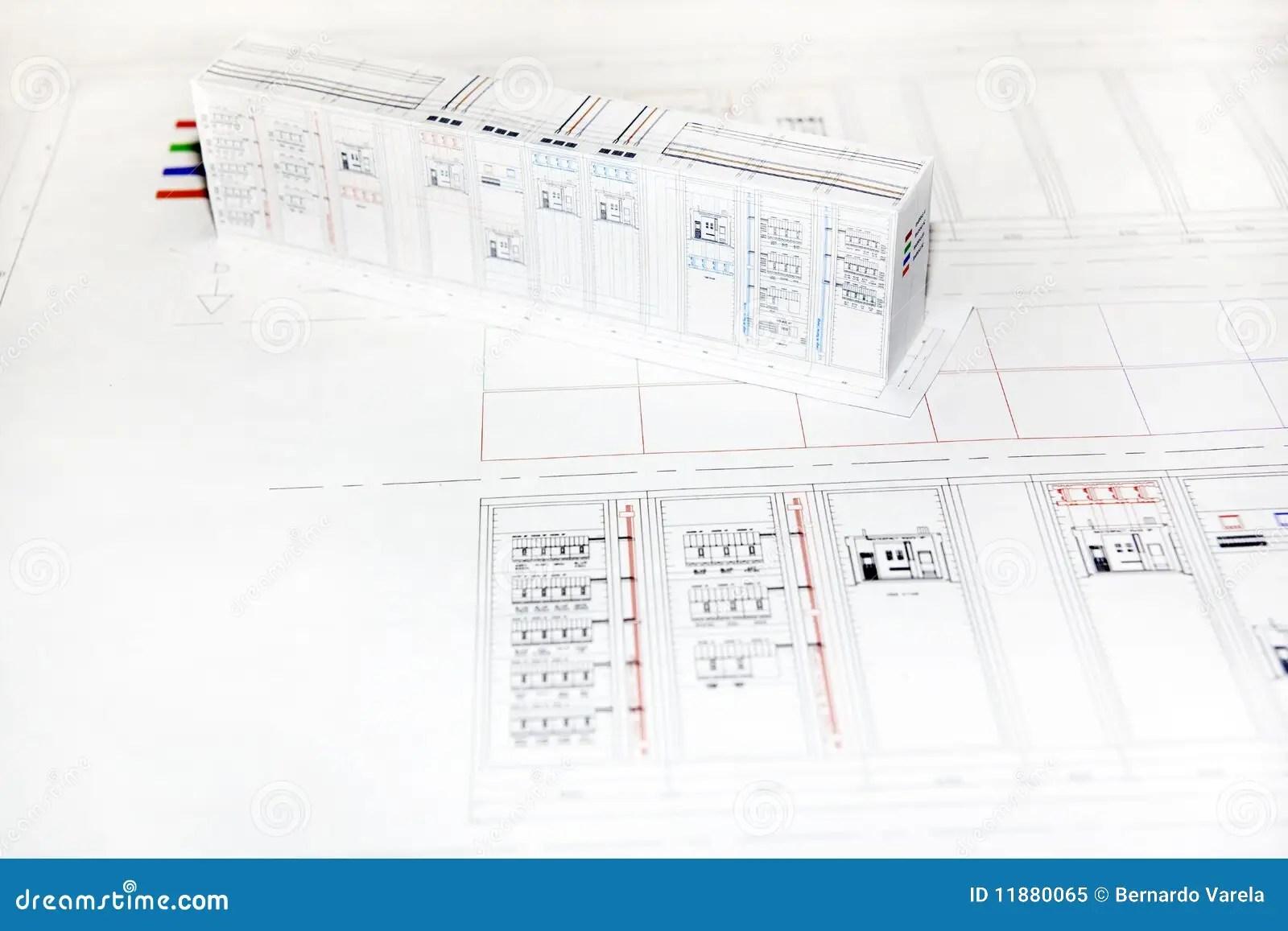 Electrical Engineering Stock Image Image Of Plane Panel