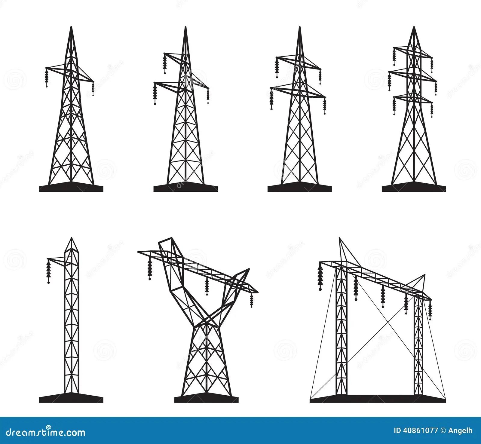 Pole Line Diagram
