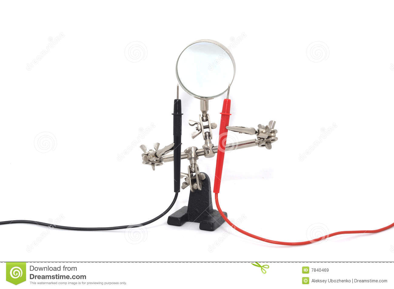 Electricity Testers Royalty Free Stock Images