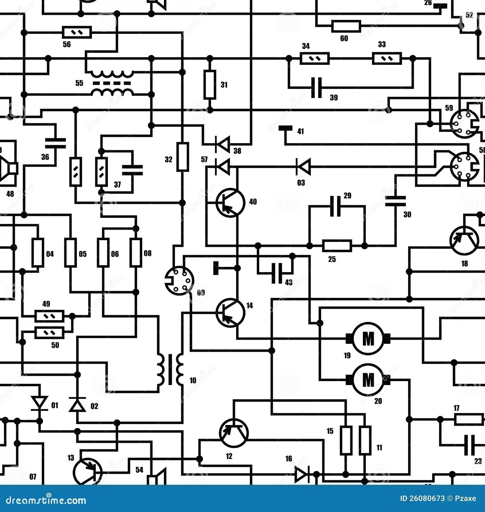 Electronic Diagram
