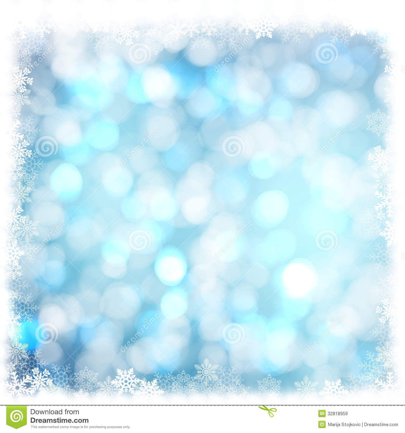 Elegant Abstract Christmas Background Royalty Free Stock