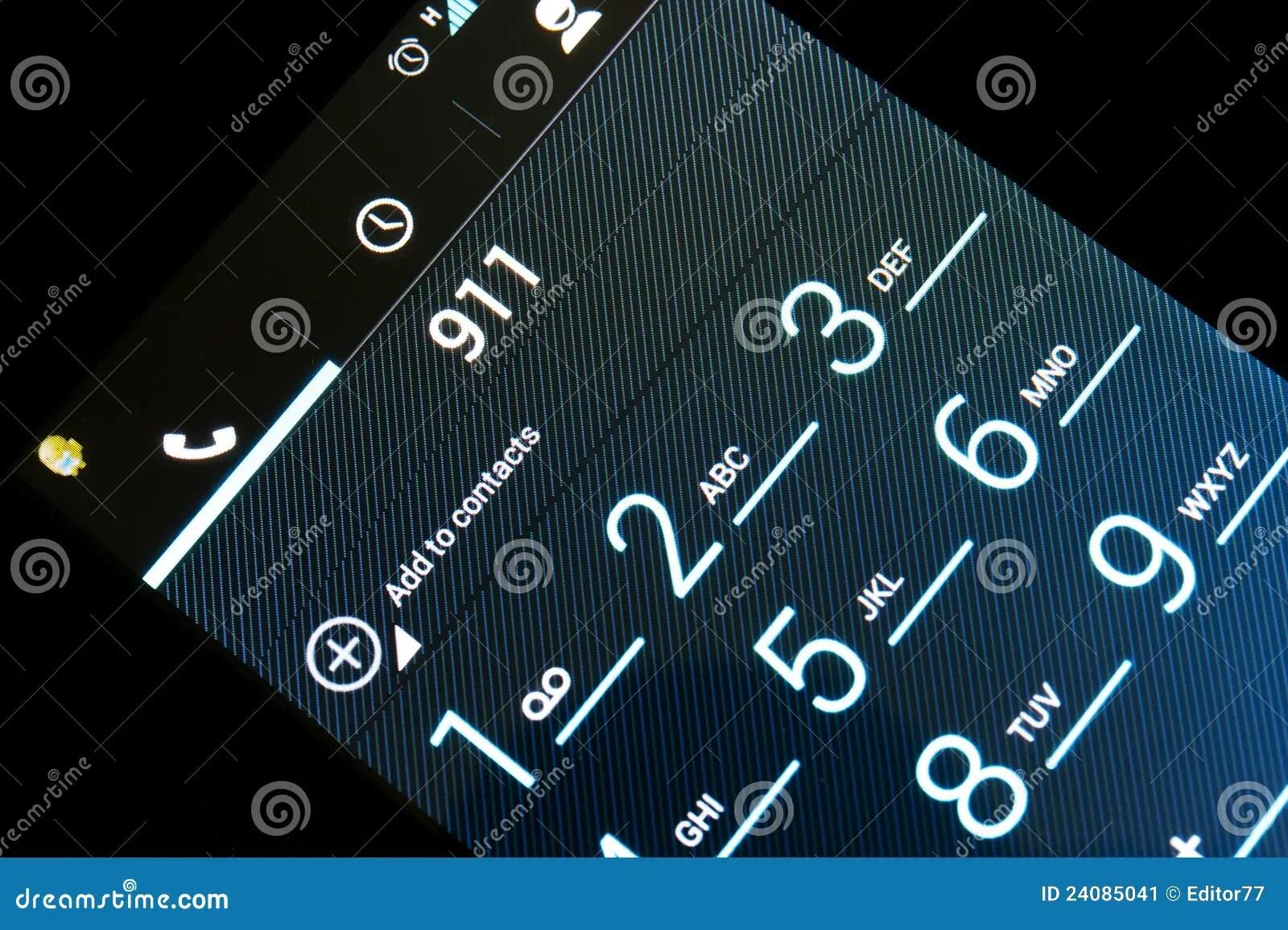 Emergency Call Stock Image Image Of Communication
