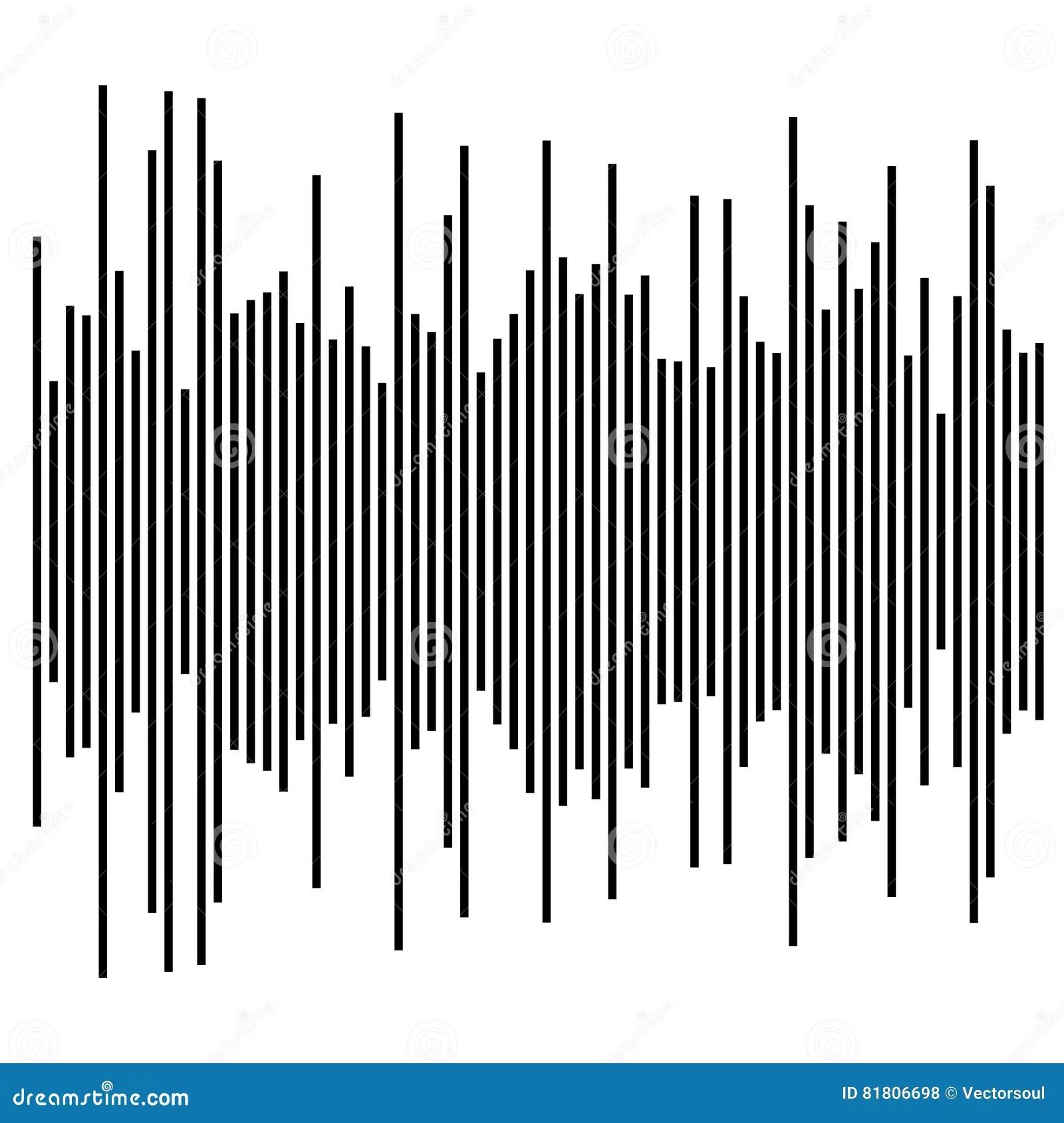 Eq Equalizer Element Bar Chart Bar Graph With Irregular