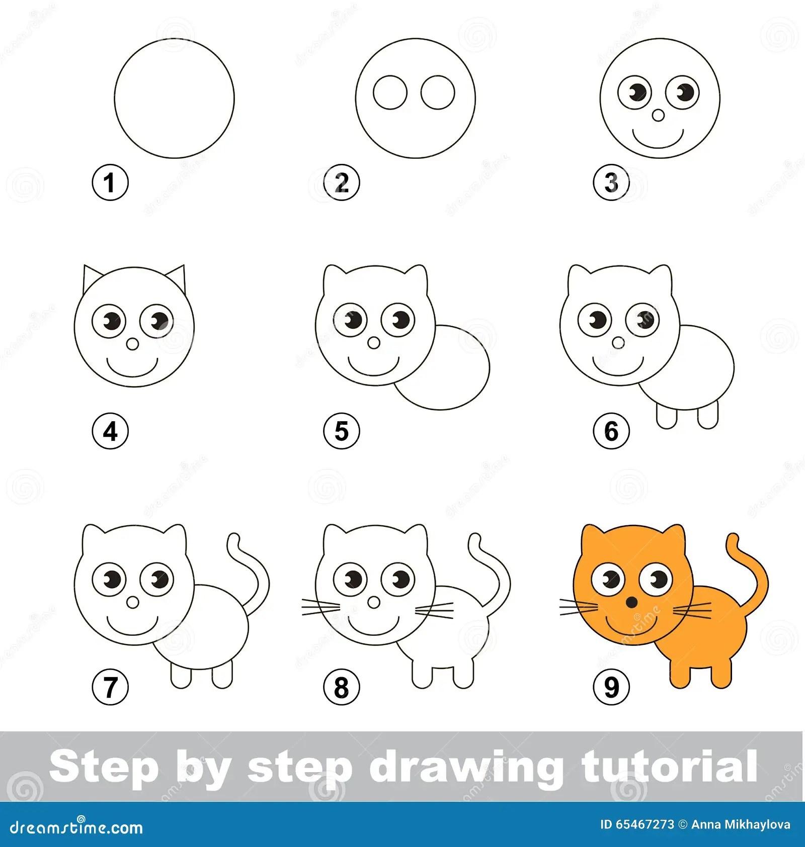 Esercitazione Del Disegno Come Disegnare Un Piccolo