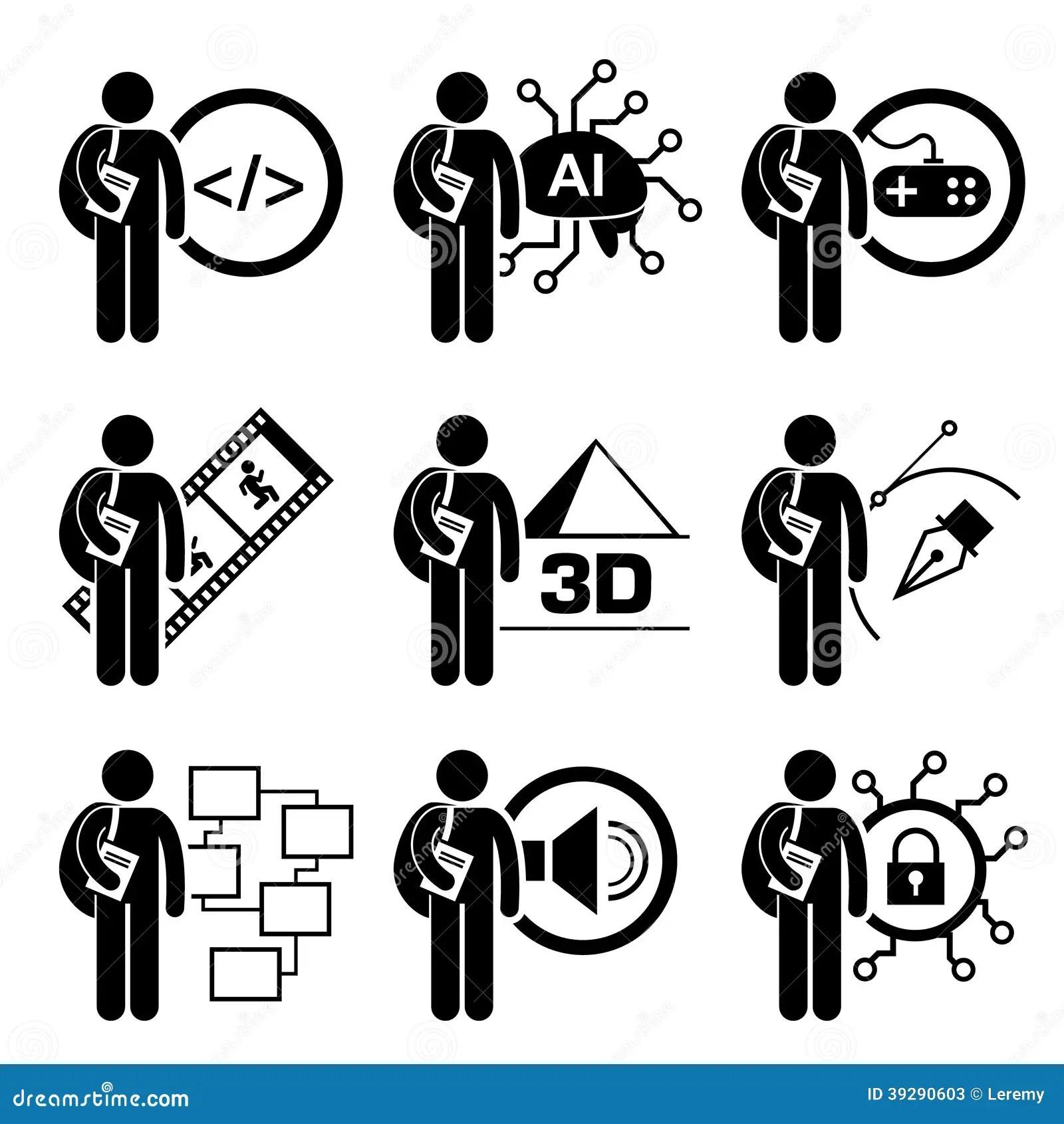 Estudiante Degree En La Tecnologia De La Informacion