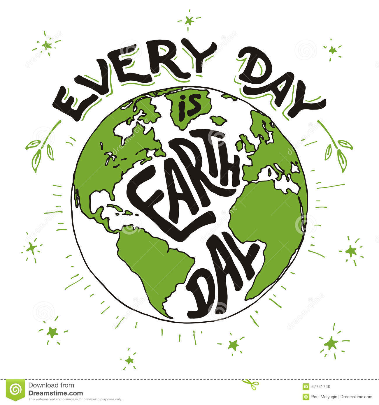 Earth Day Holiday