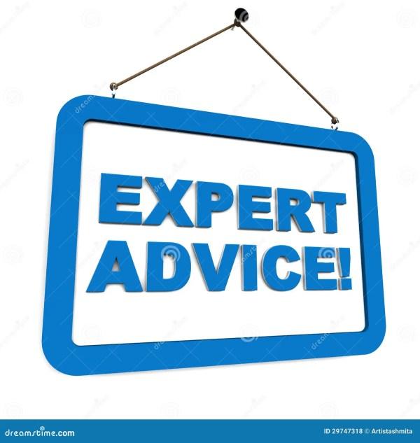 Expert advice stock illustration Illustration of help