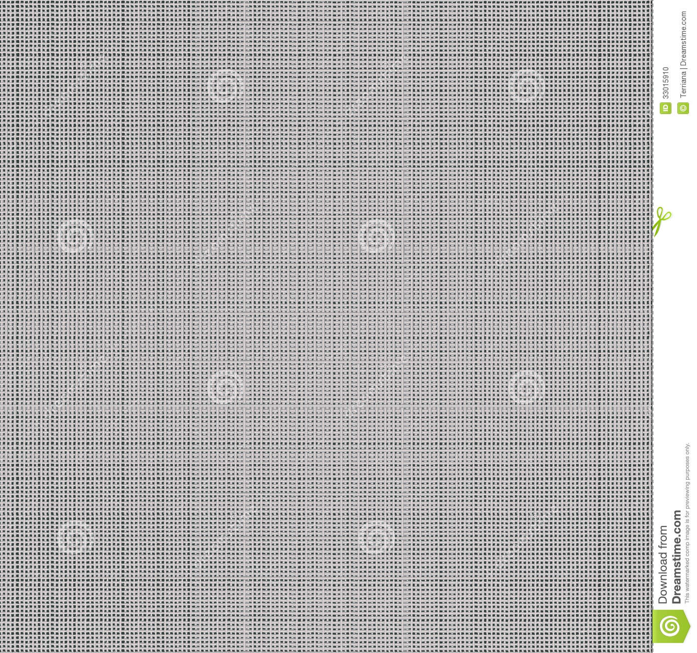 Fabric Seamless Texture Stock Illustration Image Of