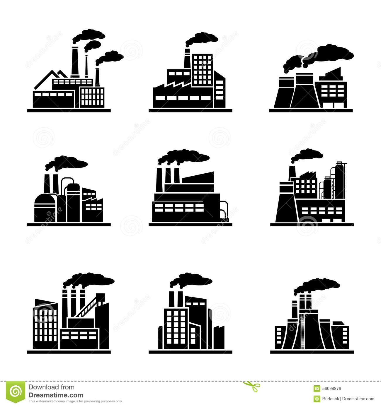Power Plant Graphic