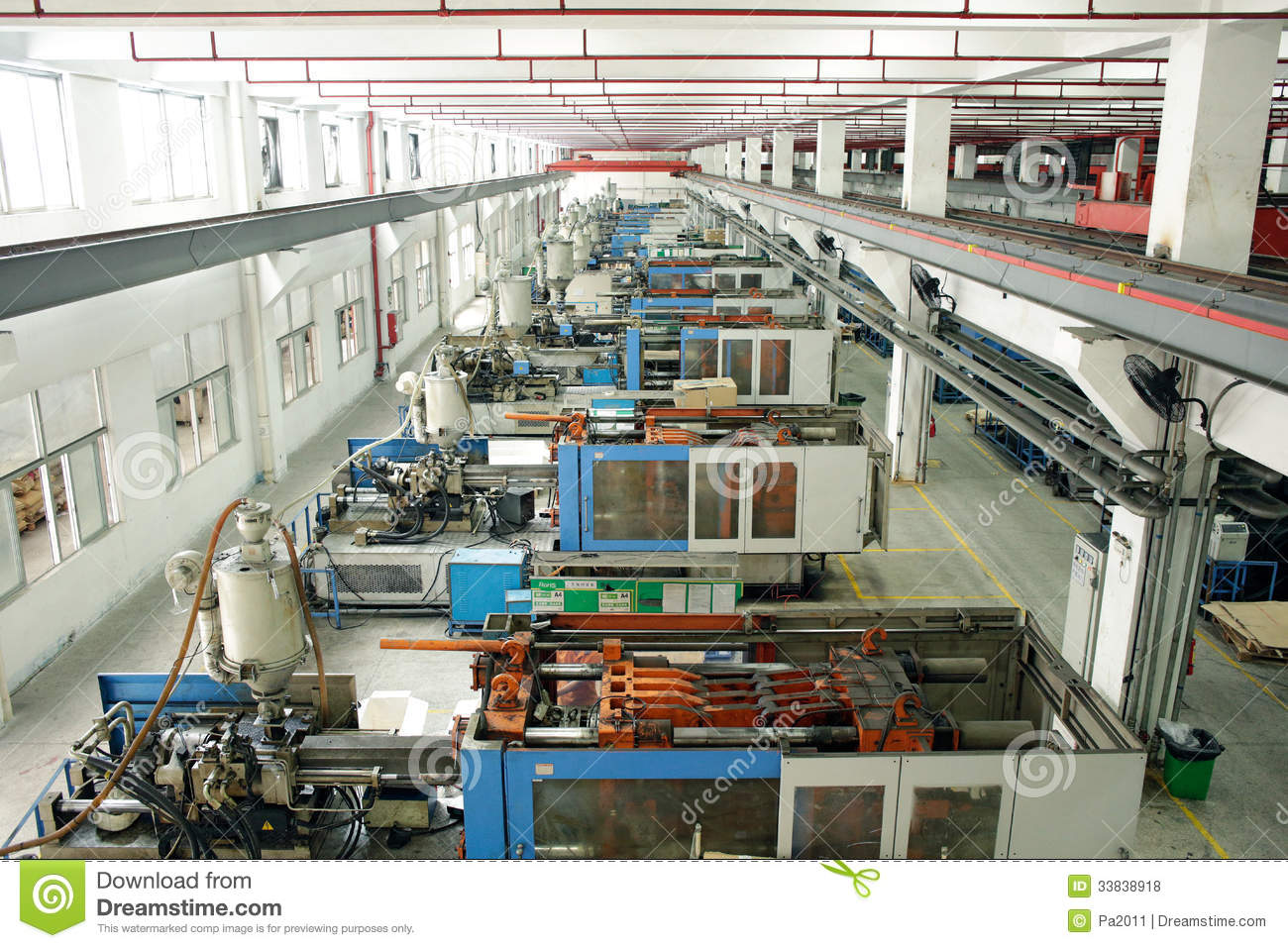 Factory Workshop Editorial Stock Photo Image Of Made