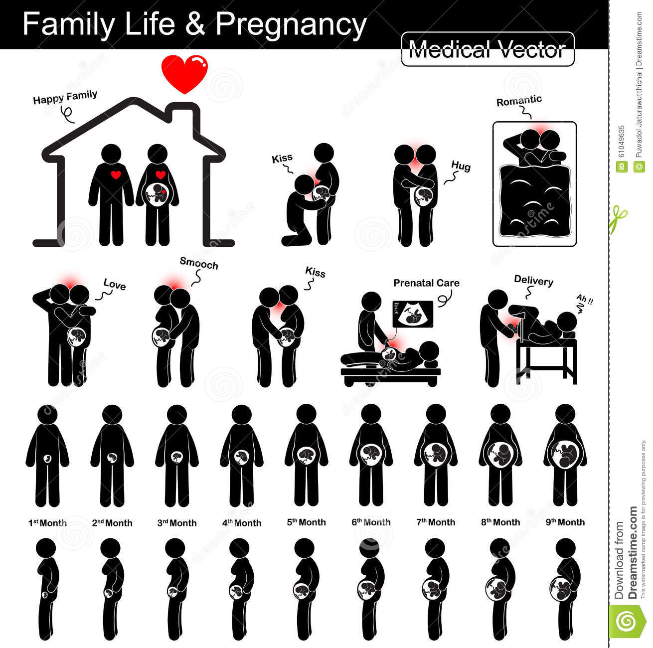 Family Life During Pregnancy And Fetal Development