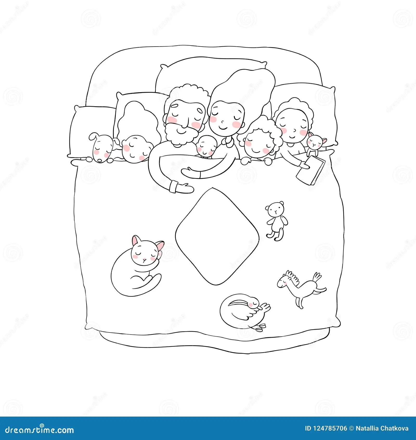 Dad Cartoon Cat