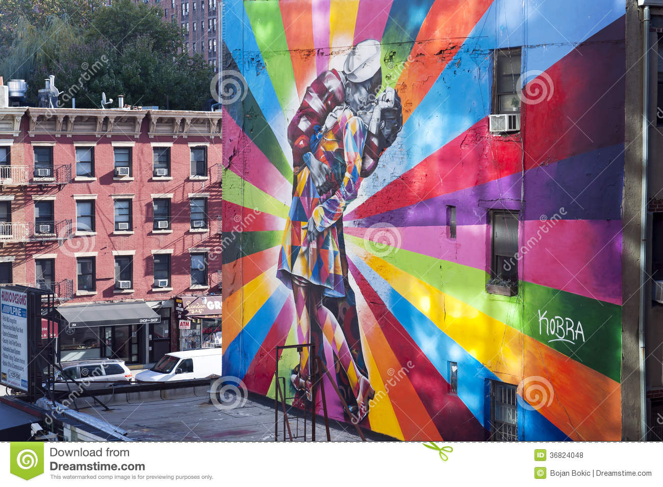 foto care specializes in professional level photographic and lighting equipment. Famous Mural New York City Editorial Stock Photo Image Of Mural 36824048