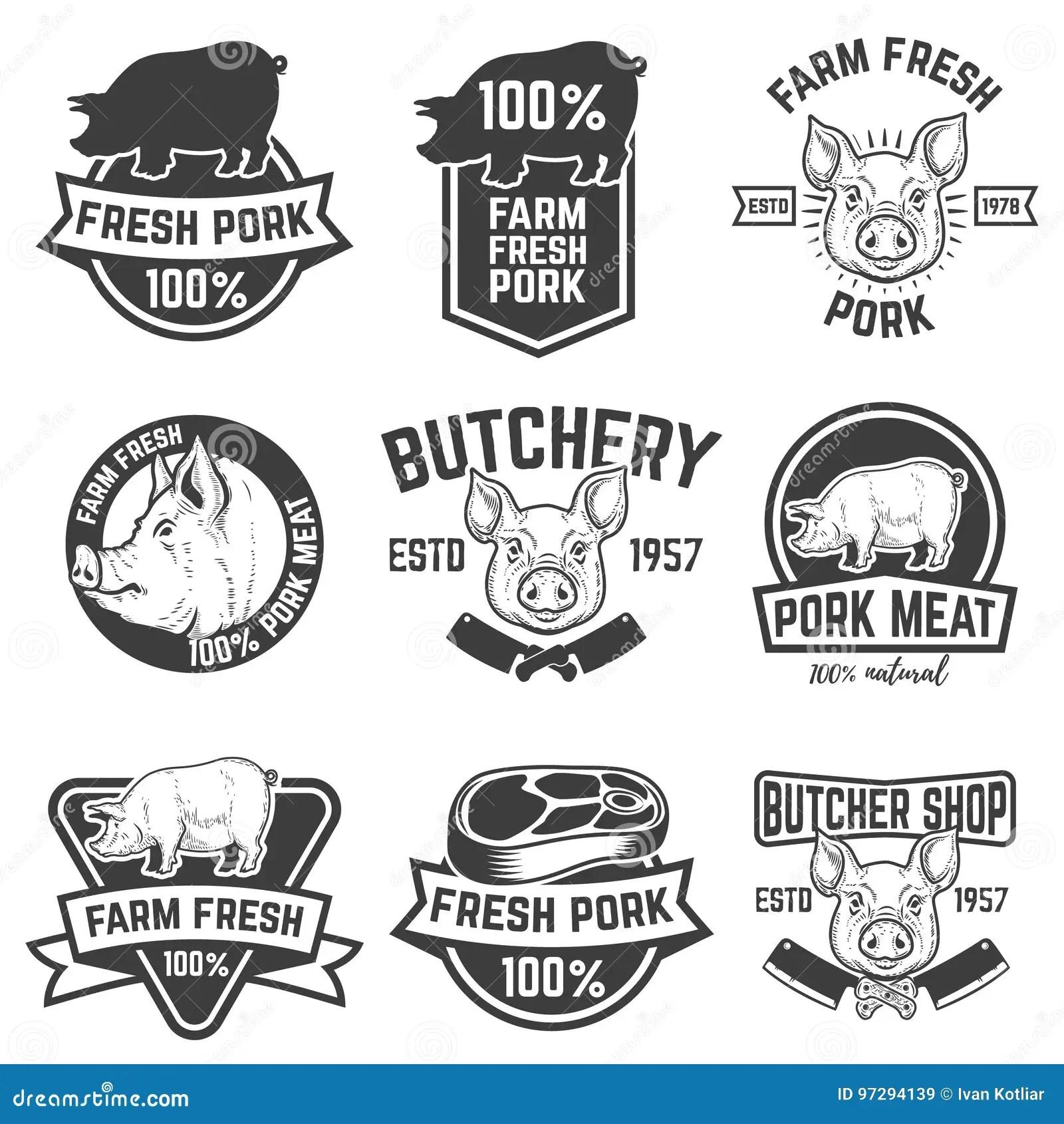 Pork Cartoons Illustrations Amp Vector Stock Images