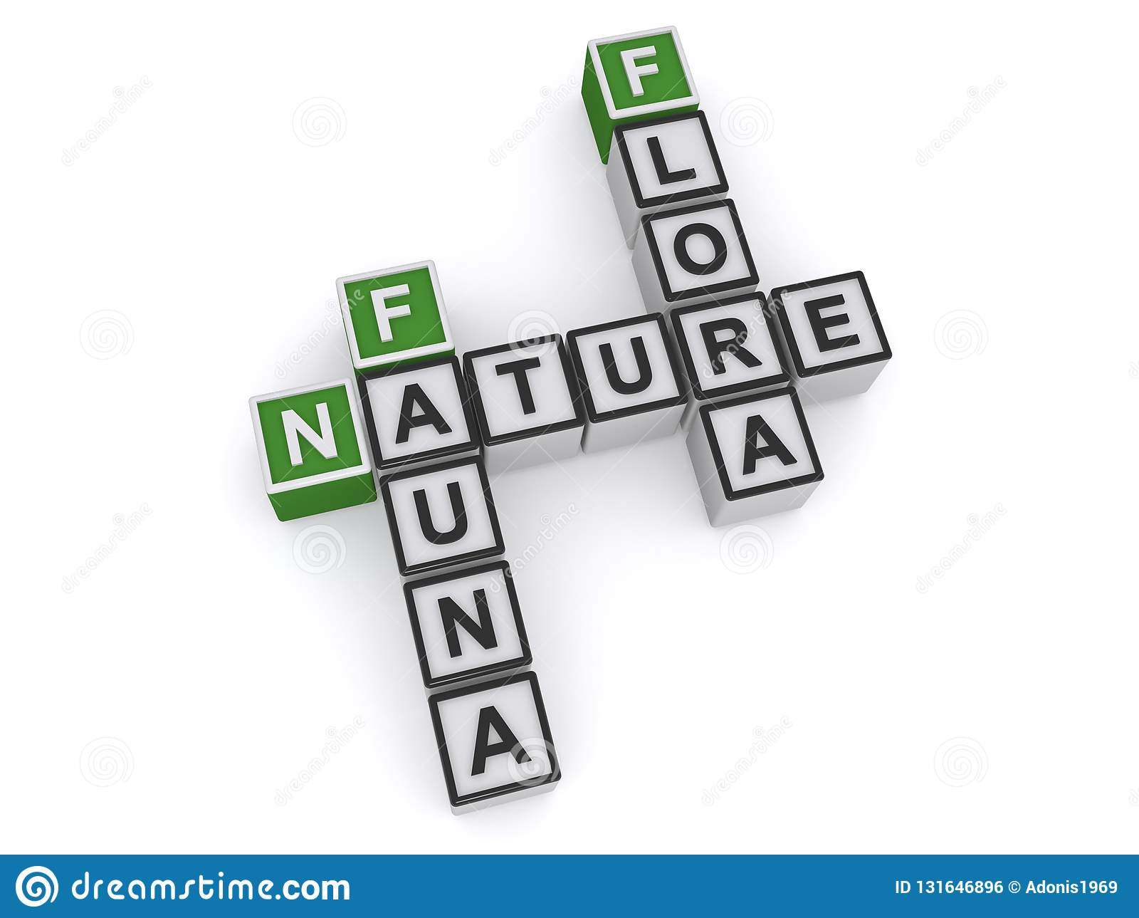 Puzzle Crossword Puzzles On Nature With Answers