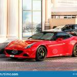 Ferrari California T Editorial Stock Photo Image Of Hardtop 133998213