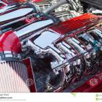 Ferrari Engine Car On Display Editorial Stock Image Image Of Dream Logo 53419979