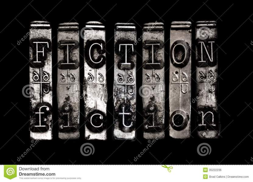 Fiction stock photo  Image of made  story  text  fictional   35222236 Fiction
