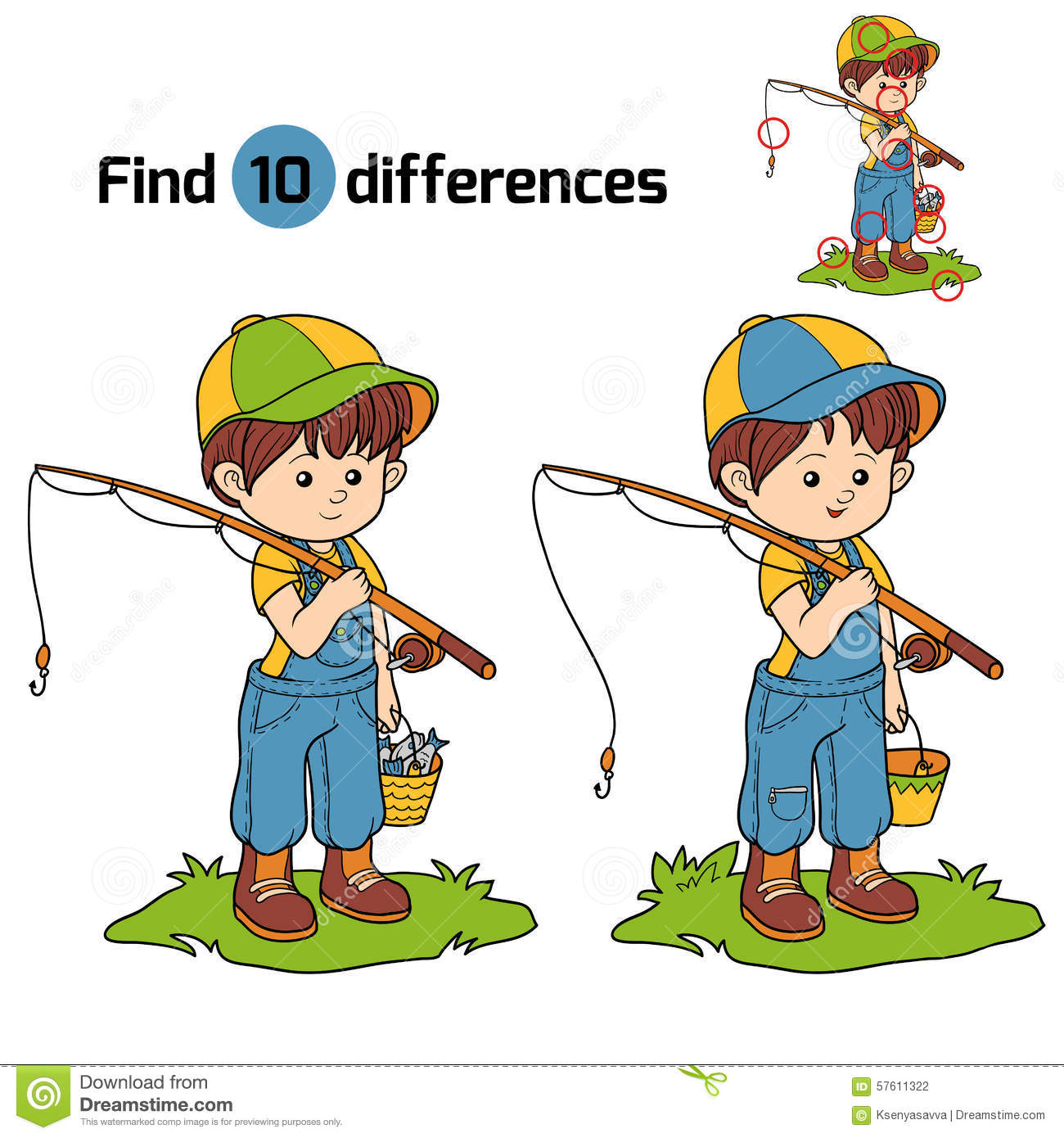 Find Differences Games