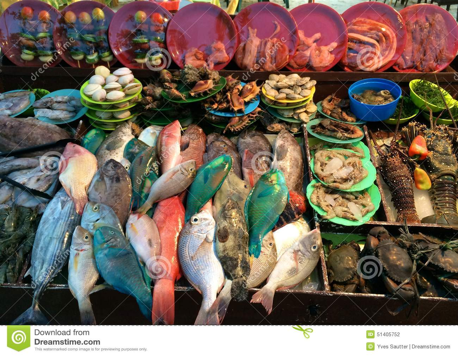 Fish Market Seafood Restaurant
